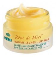 Отзывы Бальзам для губ восстанавливающий с медом NUXE Reve de Miel Lip balm 40 г