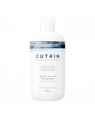 Шампунь для глубокого очищения Cutrin Ainoa Deep Clean 300 мл: фото