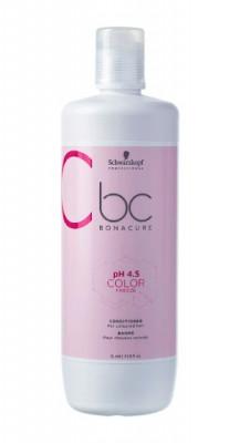 Кондиционер для окрашенных волос BC pH 4.5 Color Freeze 1000 мл: фото