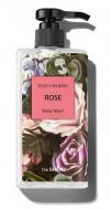 Гель для душа The Saem Touch On Body Rose Body Wash 300мл: фото