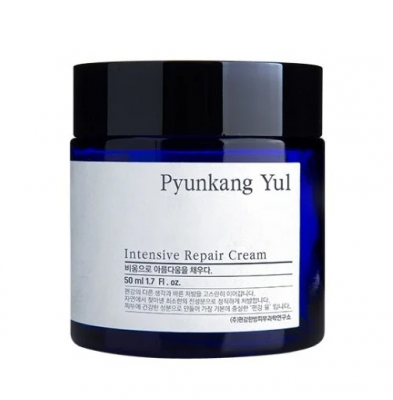 Крем восстанавливающий с маслом ши Pyunkang Yul Intensive Repair Cream 50мл: фото