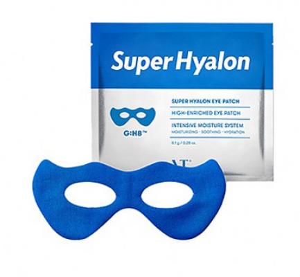 Гидрогелевые патчи под глаза VT SUPER HYALON EYE PATCH 8,1г: фото