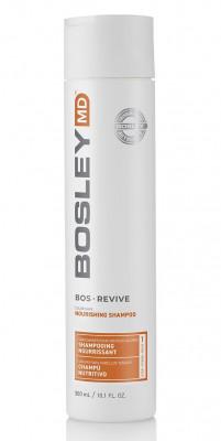 Шампунь-активатор от выпадения и для стимуляции роста волос (для окрашенных волос) BosRevive Color Safe Nourishing Shampoo 300мл: фото