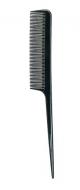 Расческа с пластиковым хвостиком EUROSTIL 20,5см: фото