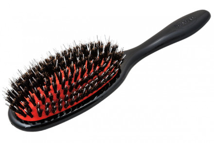 Щетка для волос с комбинированной щетиной Denman Grooming средняя: фото