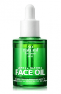 Масло для лица с центеллой и чайным деревом So'Natural Centel teatree face oil 30мл: фото